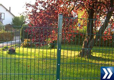 Metallzaun Bremen Zaundiscount